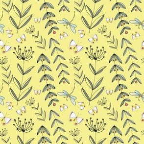 Wild Flowers - Yellow | alexcolombo.com