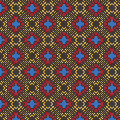 Devilcage Afghan fabric by siya on Spoonflower - custom fabric