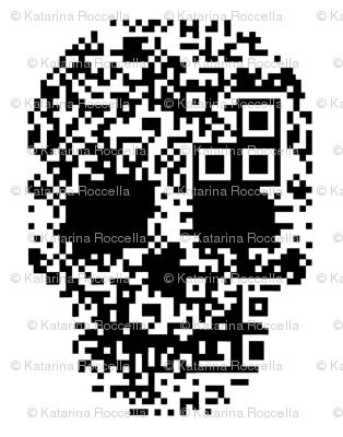 geek skull d3 bar codes