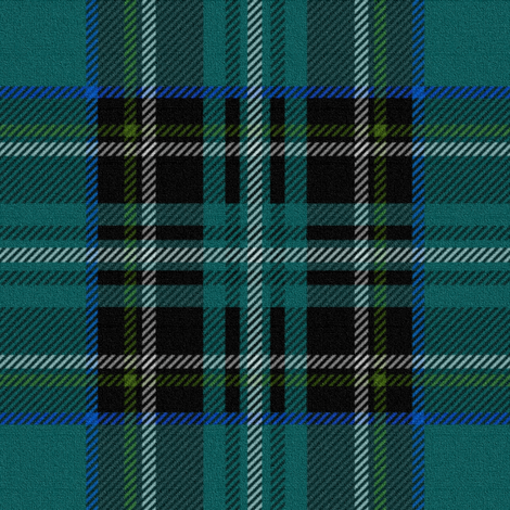 Classic Plaid ~ Vincent fabric by peacoquettedesigns on Spoonflower - custom fabric