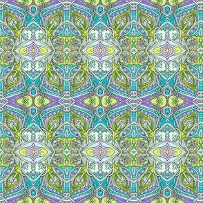 Gothic Victorian Thistle Tiles