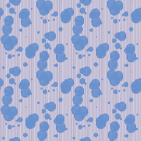 Bethany Stripe - White fabric by siya on Spoonflower - custom fabric