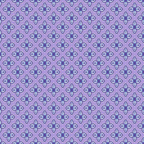 Bethany Cross fabric by siya on Spoonflower - custom fabric