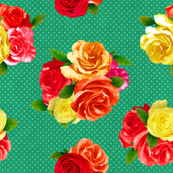 50's Floral