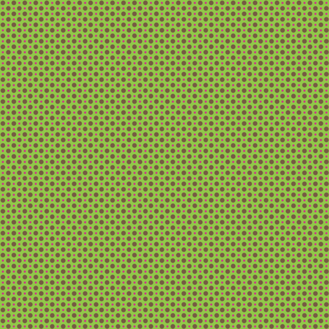Gepetto Spots - Green fabric by siya on Spoonflower - custom fabric