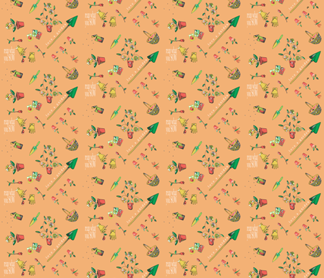 linegarfabric fabric by dana_simson on Spoonflower - custom fabric
