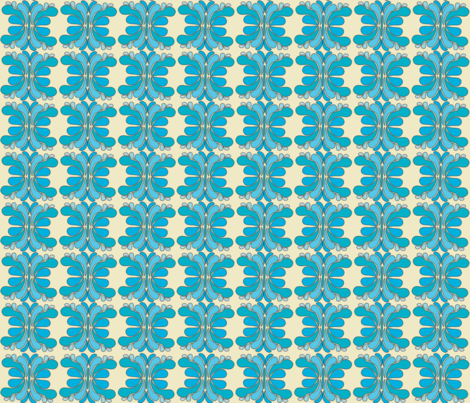 Abstract Floral fabric by madex on Spoonflower - custom fabric