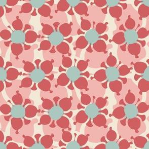 Bubble Flower Pink