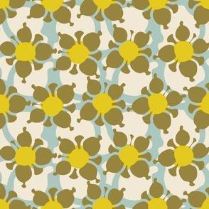 Bubble Flower Mustard