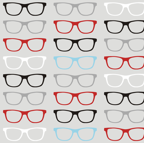 Geekoptical fabric by smuk on Spoonflower - custom fabric