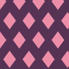 Rock Princess Diamonds (Purple & Pink)