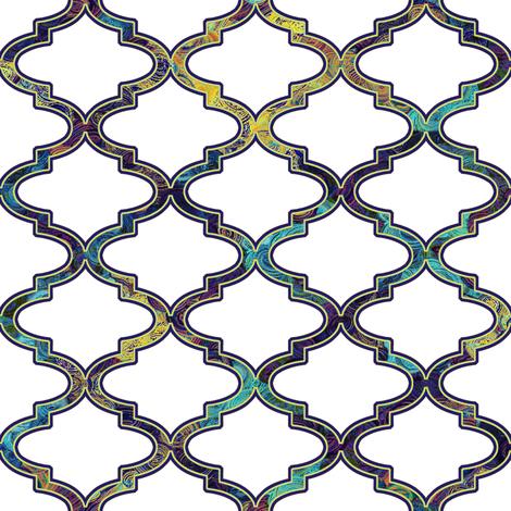 Fretting for Klimt by Su_G fabric by su_g on Spoonflower - custom fabric