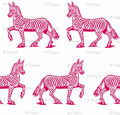 Red Zebras