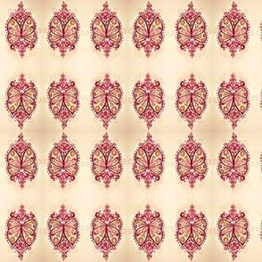 flutterby in pink