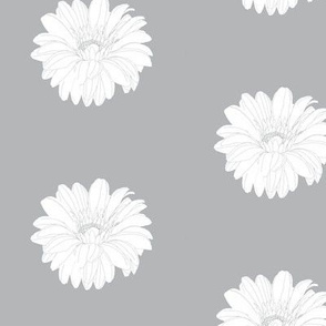 Rock Princess Flower (Gray)