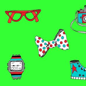 Geek Chic Neon