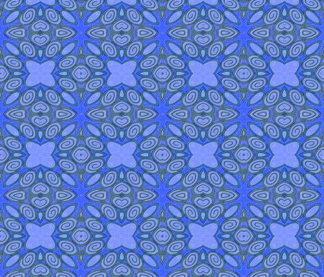 Polymer Clay Cane kaleidoscope-2_ fabric by koalalady on Spoonflower - custom fabric