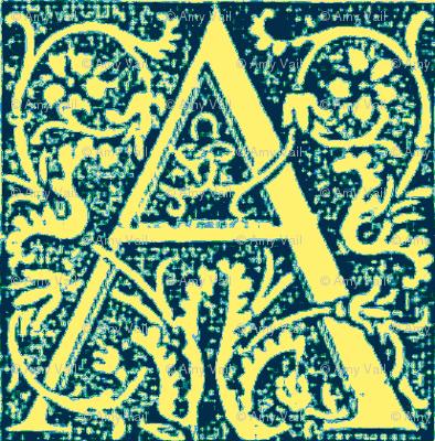 The Golden Letter