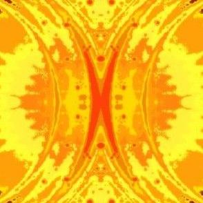 Abstract6-orange/yellow