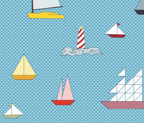 Sail_boats_and_light_house_colored_patterns_shop_preview