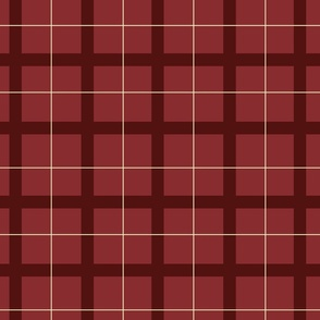 Plaid Japanese Skirt Pattern