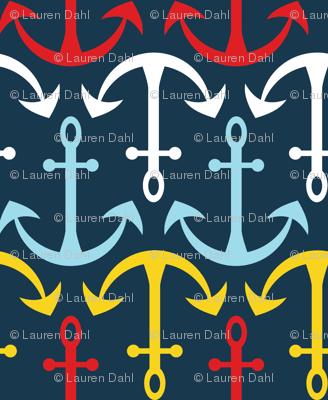 Anchor My Sail