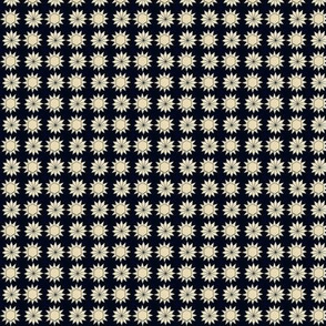 Snowflake Pattern 1863 No. V