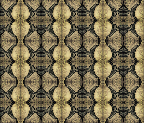 Anything In Mind - All Over v1 fabric by allinkhg on Spoonflower - custom fabric