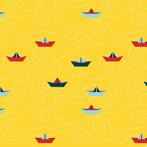 paper_s_boat__jaune_L