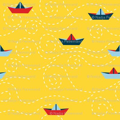 paper_s_boat__jaune_M