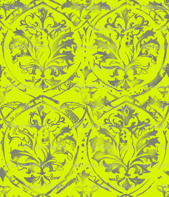 deer damask pop