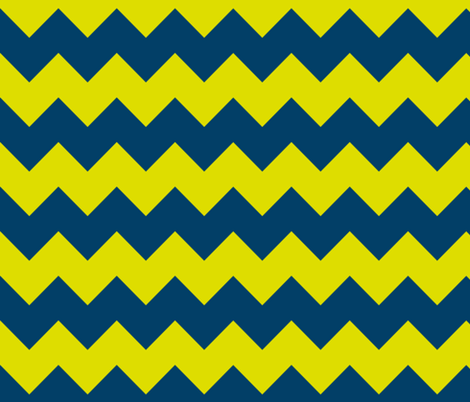 Firefly Chevron fabric by peacoquettedesigns on Spoonflower - custom fabric
