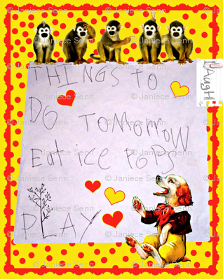 Things To Do Tomorrow