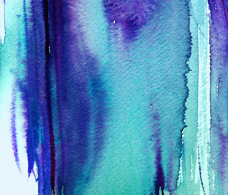 cestlaviv_woodaqua130_7601030r fabric by cest_la_viv on Spoonflower - custom fabric