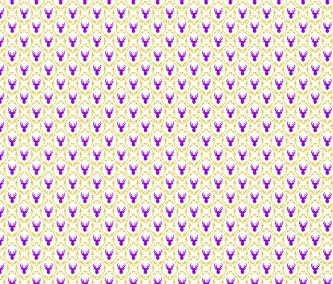 Roh_deer_pattern_-_purple_yellow_shop_preview