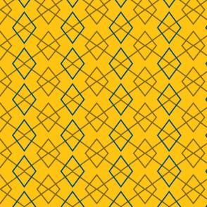 karo-gelb