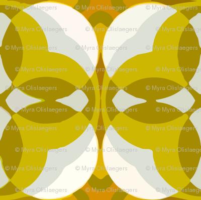 caleidoscope yellow
