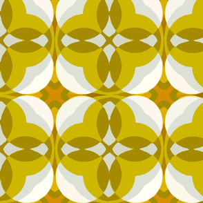 caleidoscope yellow