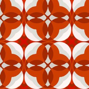 caleidoscope red