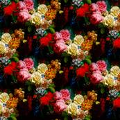 baroque flowers