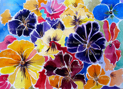 PANSY_AND_LIGHT