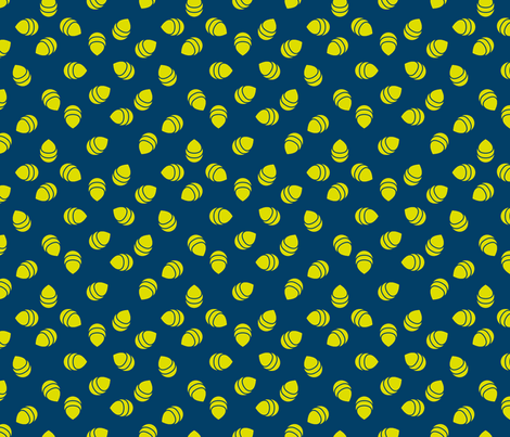 firefly bugs' bottoms fabric by sef on Spoonflower - custom fabric