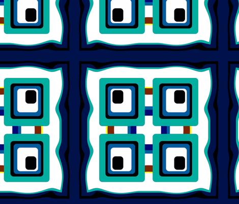 2143 fabric by retroretro on Spoonflower - custom fabric