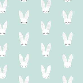 Bunnies - Mint (small)