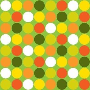 Garden Dots -large