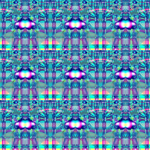 Fractal: Plaid on Parade
