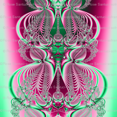 Fractal: Fantastical Feathers