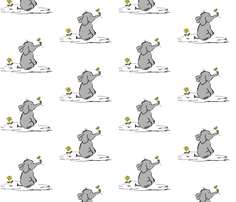 For Sarah fabric by evelynrosedesigns on Spoonflower - custom fabric