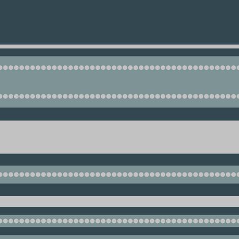 horizontal blue dot fabric by alainasdesigns on Spoonflower - custom fabric