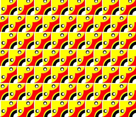 Tiles fabric by retroretro on Spoonflower - custom fabric
